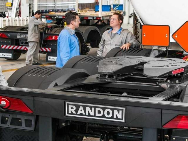 Randon reverte prejuízo e lucra R$ 46,7 milhões em 2017